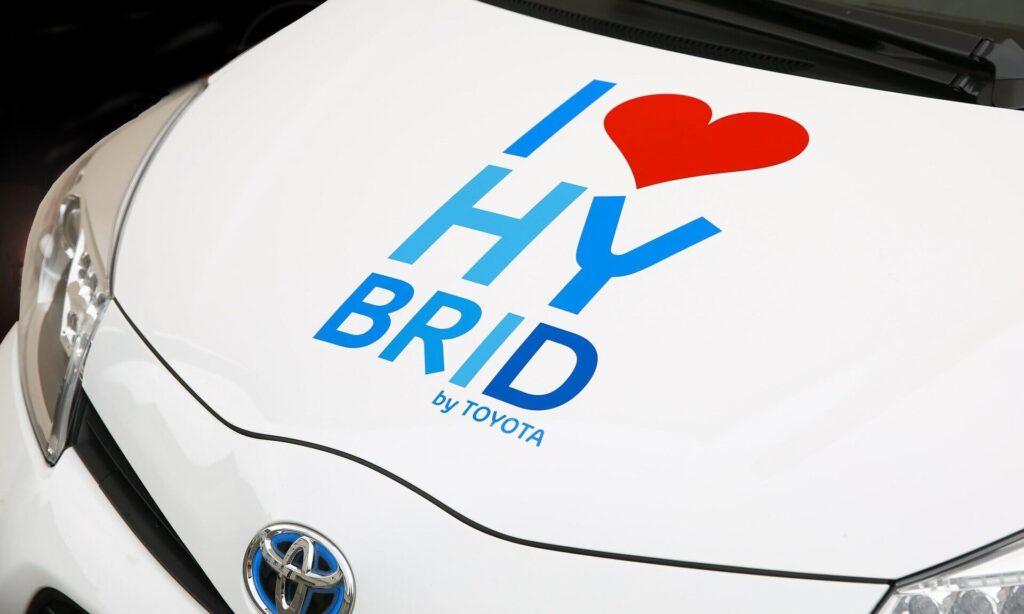 Hybrid car: Mild hybrid  Keith Michaels Drivers Guide to Hybrid
