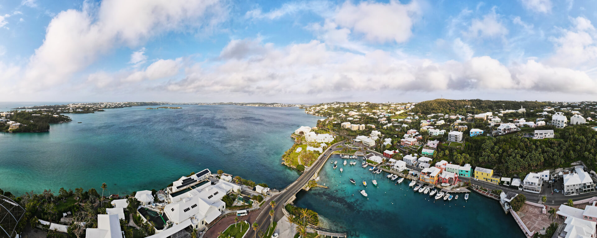 Living in bermuda