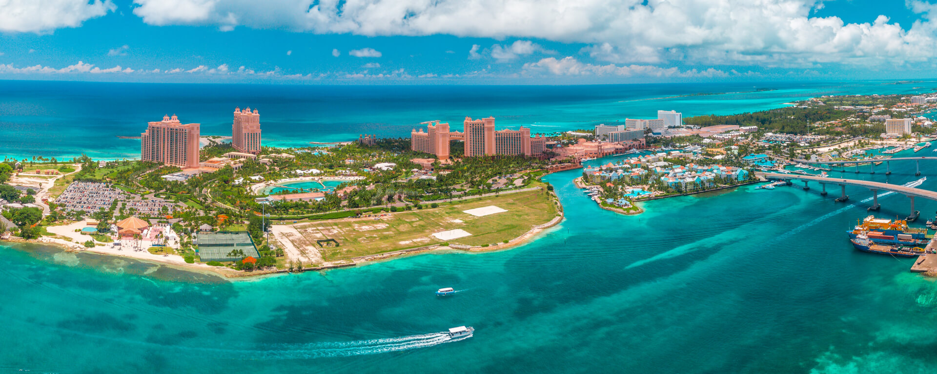 Living in the Bahamas