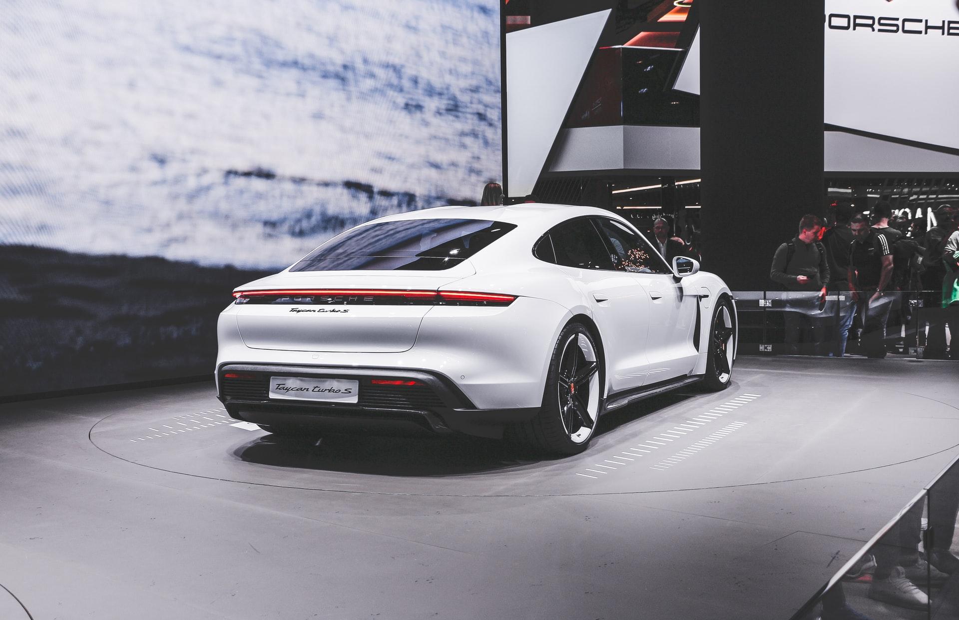 Performance Electric Vehicle (EV) Insurance Header Image